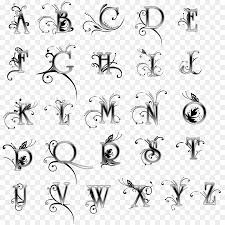 Font Styles For Tattoos Tattoo Lettering Font Letter Sample Fonts Numbers Meme Free