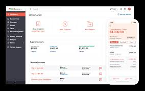 Online Expense Report Software Zoho Expense