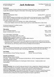Resume Recent Grad 7 College Grad Resume Mistakes Business Insider