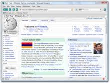 Netscape Wikipedia