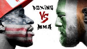 Image result for mayweather vs McGregor Live