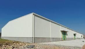 supermarket steel framed buildings