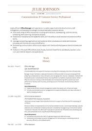 Resume Examples 2017 Enchanting Customer Service CV Examples And Template