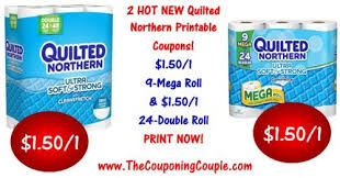 NEW HIGH VALUE Quilted Northern Printable Coupon ~ PRINT NOW! &  Adamdwight.com