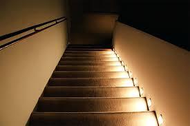 under stairs lighting. Under Stair Lighting Deck Step Indoor Battery Powered Stairs