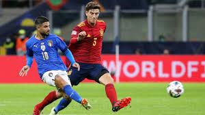 UEFA Nations League 2021 - Semifinale: Italia - Spagna 1-2 - Video - RaiPlay