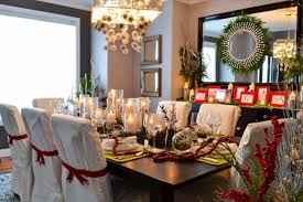 christmas dinner table room decoration ideas dinner table decoration  centerpieces