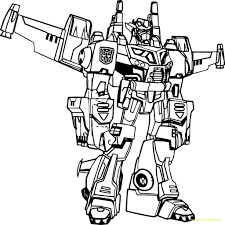 Transformers Coloring Pages To Print Download Coloring Pages For Kids