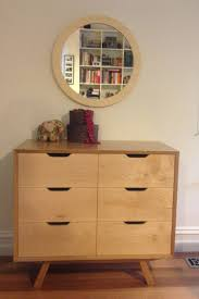sawdust furniture. Modern Design Mid Century Timber Furniture Sawdust | American Oak Chest Of Drawers With