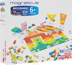 Magneticus <b>Мозаика 40 этюдов</b> — купить в интернет-магазине ...