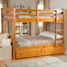 Folding Bunk Bed Wooden Bunk Bed Loft Bed Cherry Bunk Bed Optional Desk Rustic
