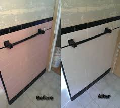 tile refinishing a 1 reglazing