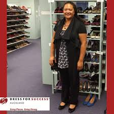 dress for success auckland home facebook image contain 1 person smiling standing and shoes