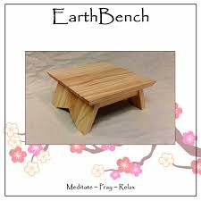 Small Table Display Stands PINE Pedestal 100×100×100 Table Altar Display Stand Personal 33
