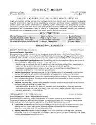 Administrative Manager Resume Administration Manager Cv Lovely Business Operations Resume Of Best 20