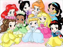 Small Picture Coloring Pages Of Baby Disney Princess Coloring Pages