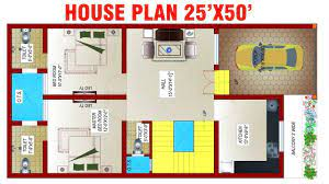 25 x 50 house plan east face vastu