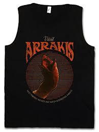 Sandworm Size Chart Amazon Com Urban Backwoods Visit Arrakis Tank Top Vest
