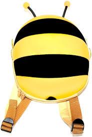 <b>Bradex Ранец детский Пчелка</b> цвет желтый