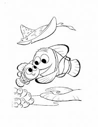 Free Coloring Pages Of Bruce Finding Nemo Finding Nemo Coloring