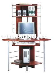 tower computer desk. Tower Computer Desk M Corner Table Desktop In T
