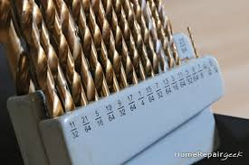 Drill Bit Sizes With Drill Chart