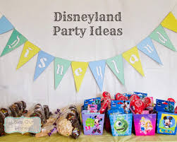 Disney Theme Decorations 17 Best Images About Disneyland Party On Pinterest Vintage