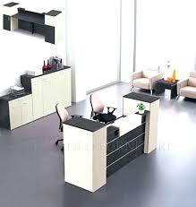 front office design. Receptionist Desk Design Office Front Table Trendy Reception