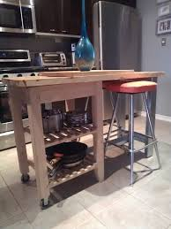 Ikea Hacks Kitchen Island Re Tiqued By Rae Bond Kitchen Island Ikea Hack