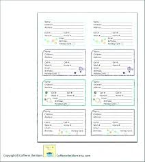 Address Book Printable Template Address Book Pages Template Cute Printable Free Page