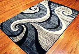 brown blue area rug fl scroll brown blue area rug albion blue blue and brown area