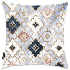 moroccan throw pillows. Silver Orchid Claudette Moroccan Throw Pillow Pillows