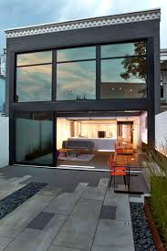 residential the modern house blog by paul archer design and essays a modern row house for fun couple love of cooking 1 architectural design