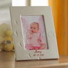 belleek living precious memories baby frame