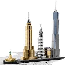 This is a defining moment for the five boroughs—and you really don't want to miss it. New York City 21028 Architecture Offiziellen Lego Shop De