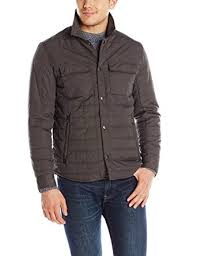 Kenneth Cole Men's Quilted Shirt Jacket at Amazon Men's Clothing ... & Kenneth Cole Men's Quilted Shirt Jacket at Amazon Men's Clothing store: Adamdwight.com