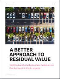 A Better Approach To Residual Value