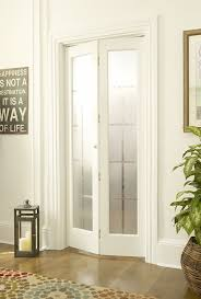 interior frosted glass door. Bi Fold Glass Doors Interior Colonial Frosted Bifold Door In Unfinished Or Prefinished Wood E