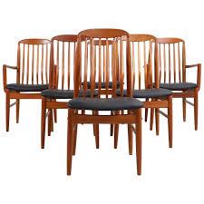 cool design danish teak dining chairs 15