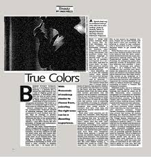 Prescriptives Lipstick Color Chart Beauty True Colors The New York Times