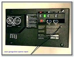 craftsman garage door opener keypad astounding program 1 2 hp manual sears garage door opener repair