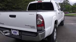 2013 Toyota Tacoma PreRunner 2.7L 4 cylinder - YouTube