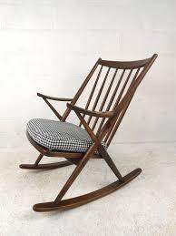 pretty mid century modern rocking chair impressive design rocking
