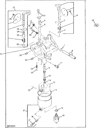 I have a f525 and it will only run with the choke fully closed and mp80 mp8004 un02jan94 gif at john deere 525 parts illustration