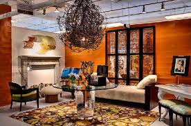 ... Orange Interior Design - fresh, bright ideas