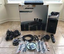 bose v25. bose lifestyle v25 5.1 channel home theater system mint condition hd ready !!! l