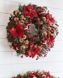 60 Best Christmas Door Wreath Ideas 2017 - Decorating with Christmas Wreaths