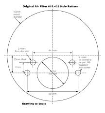 technical drawings for vintage classic cars from holden vintage air filter for su 2 in aston martin db4