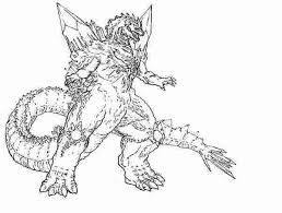 Our godzilla coloring pages in this category are 100% free to print, and we'll never charge you for using, downloading, sending, or sharing them. Godzilla Coloring Pages Idea Whitesbelfast