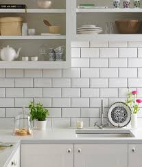 metro white tile  topps tiles